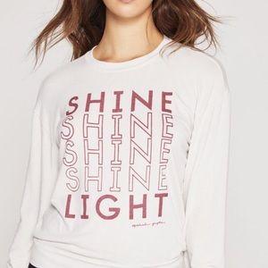 SPIRITUAL GANGSTER Sweater Sweatshirt Shine Light
